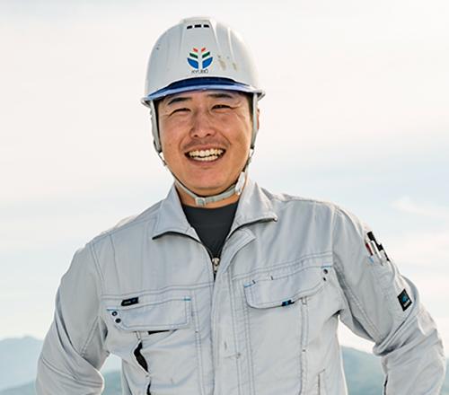 九州防水社員